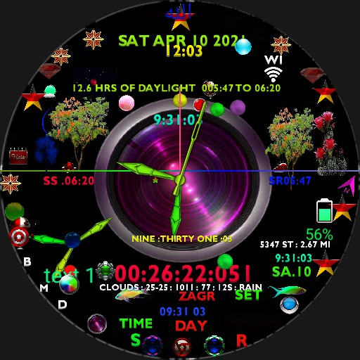 expensive  start clock MKxz
