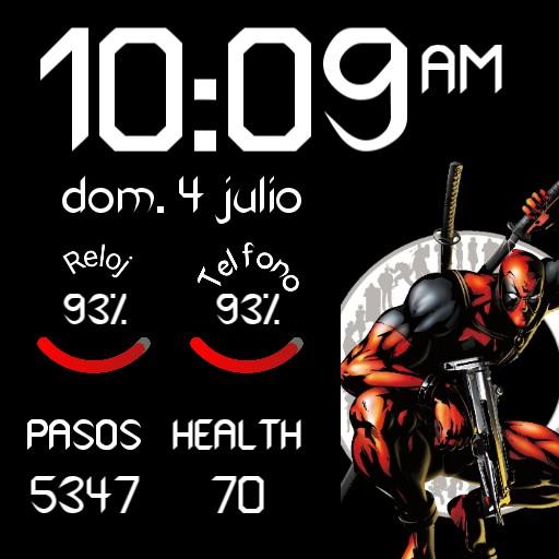 Deadpool mi watch