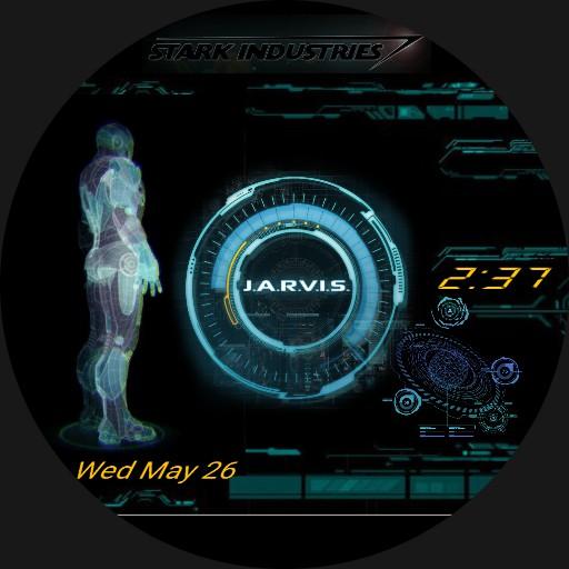 JAR-VIS Watch