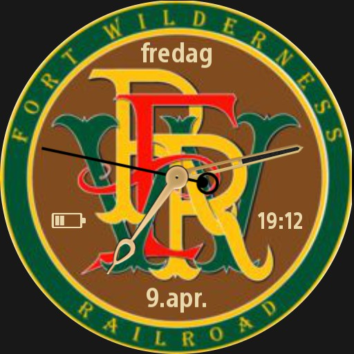 Fort Wilderness Railroad #1