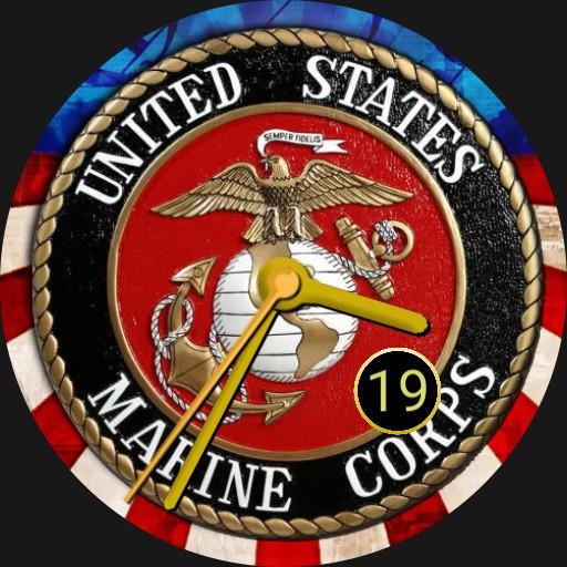 USMC Gold Stars