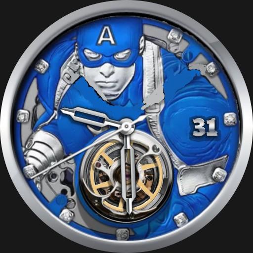 Avengers Tourbillon