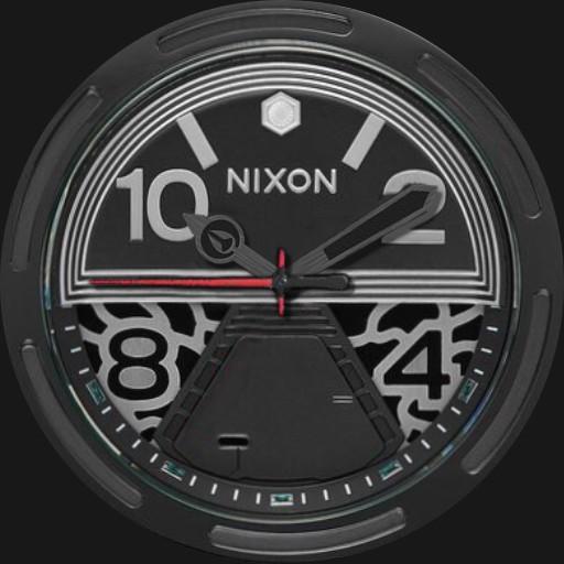 Nixon 51-30 Kylo Black