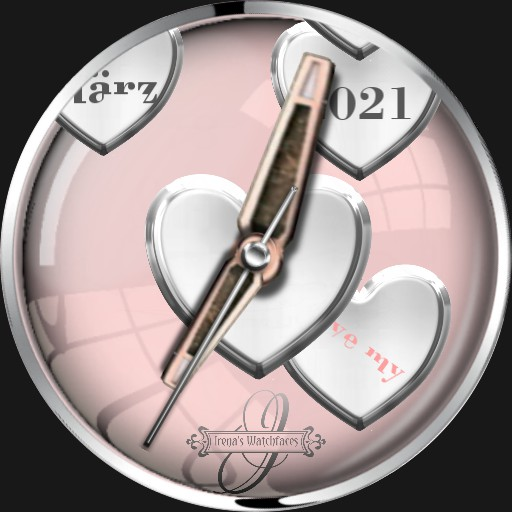 Love my Watch 4 Seiten  Animation