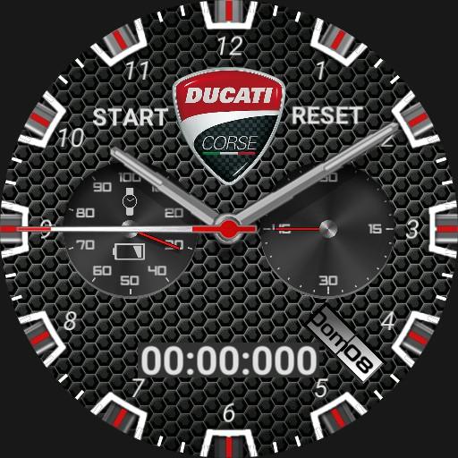 ducati cronografo