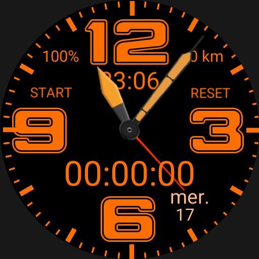 Luthosa orange Day modified