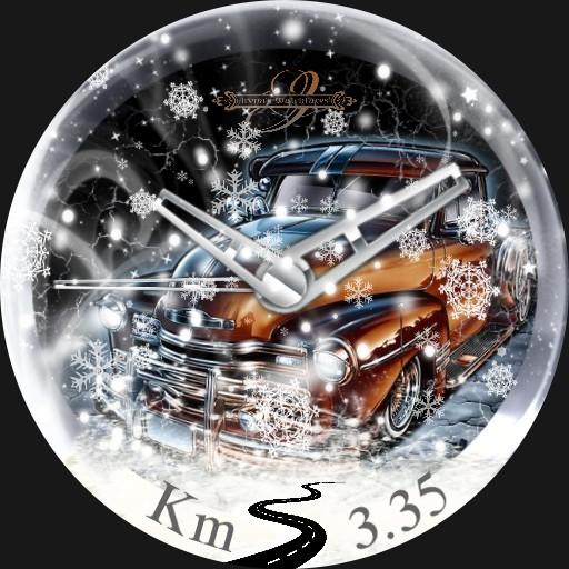 Winter Car Animation