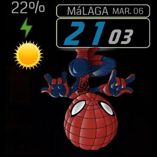 Spiderman oppo 46 mm