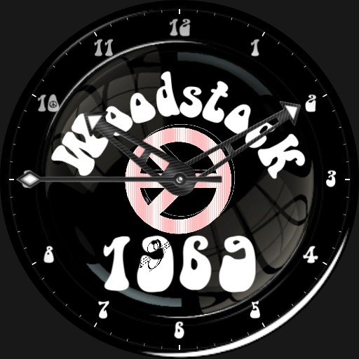 Woodstock1969  Black