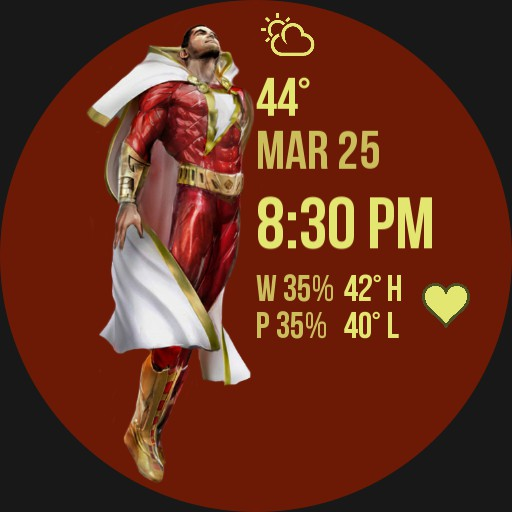 Shazam Captain Marvel 3