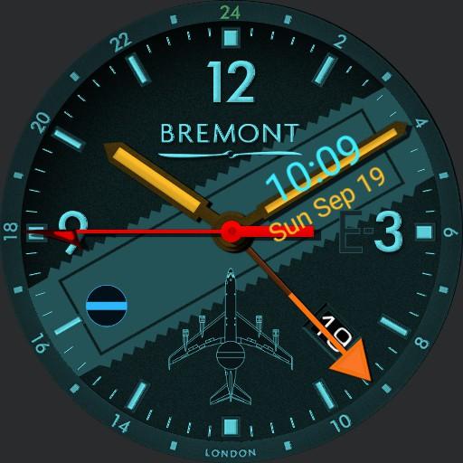 BREMONT Night Flight