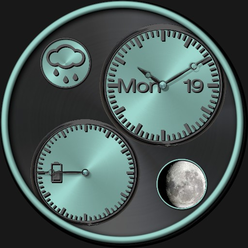 Weather Moon Phase Ucolor