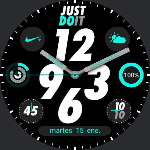 Nike Apple watch mix by geeceejay