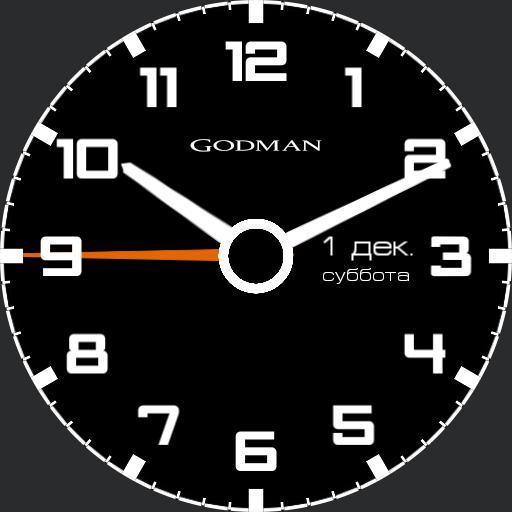 Godman Time