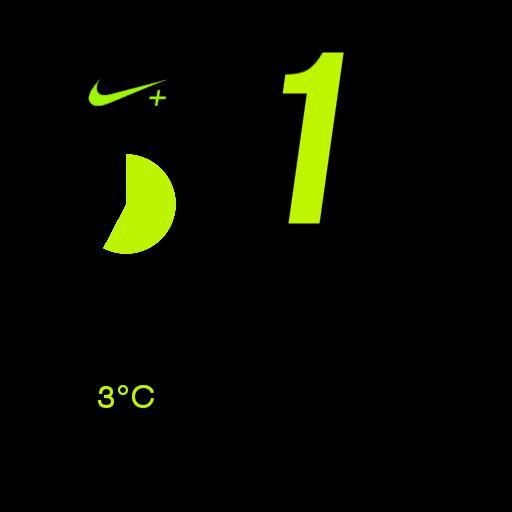 Nike  Sport 3 green Copy