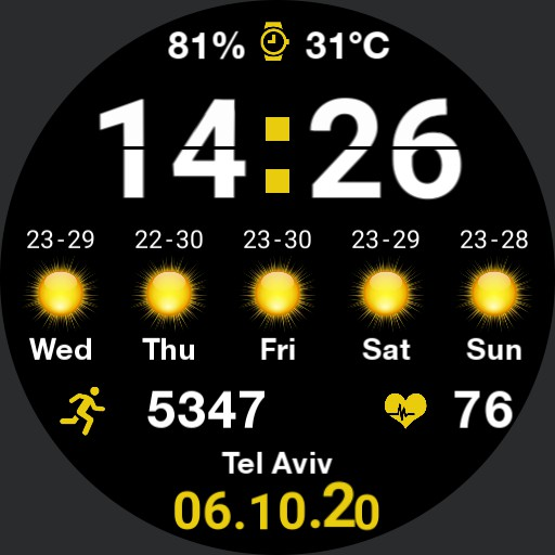 weather watch animated