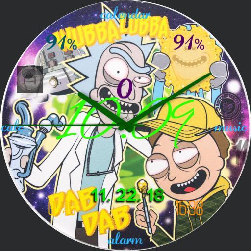 Rick  Morty work fun