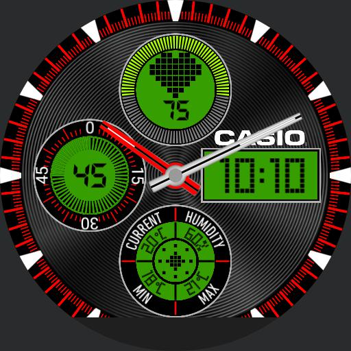 G-Shock Advanced