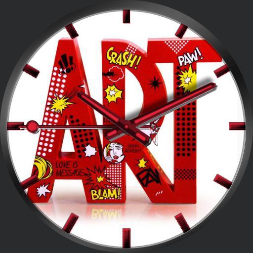 Art watch 6