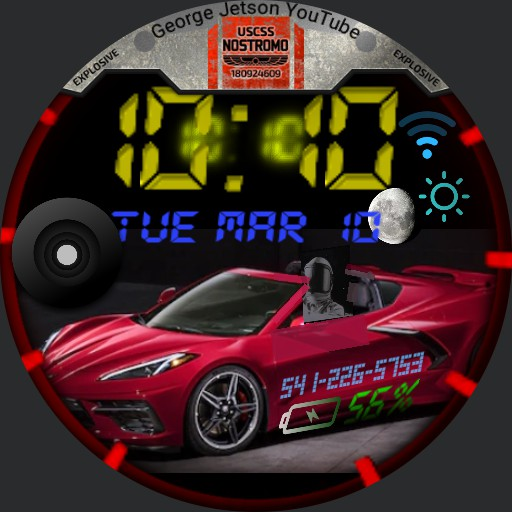 c8 corvette youtube digital race car auto