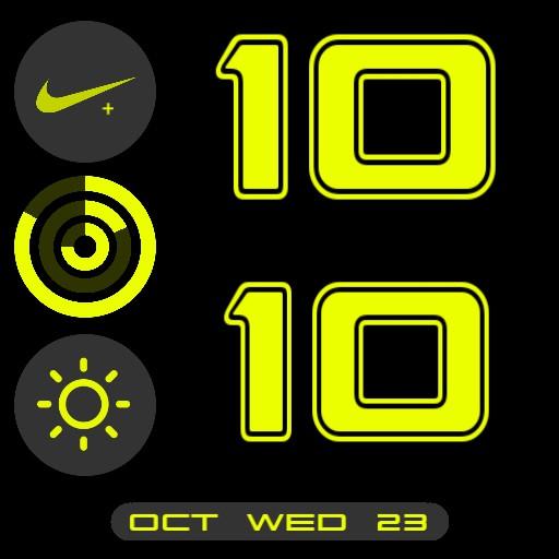 Nike           watchface