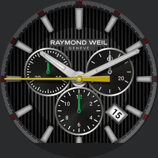 Raymond Weil Tango 300 Bob Marley