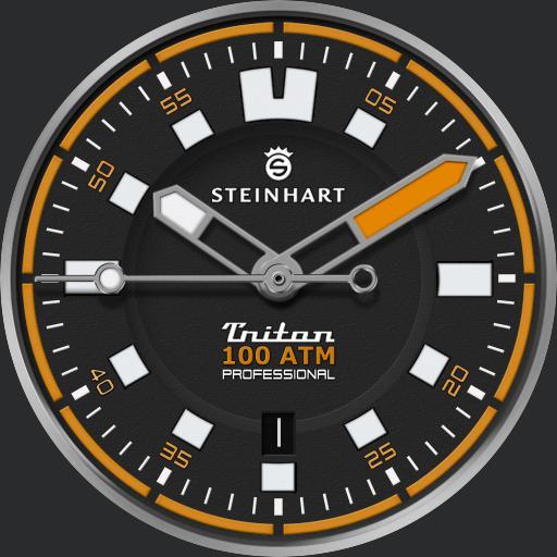 Steinhart Triton 1000 Titan Ucolor
