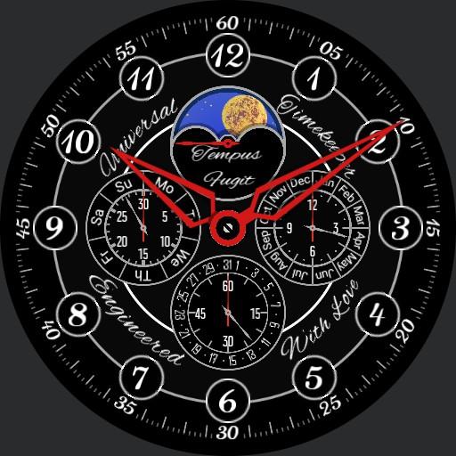 Universal chronograph