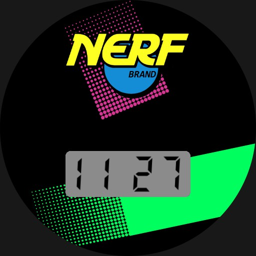 90s NERF Watch