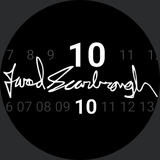 Scarbrough Signature