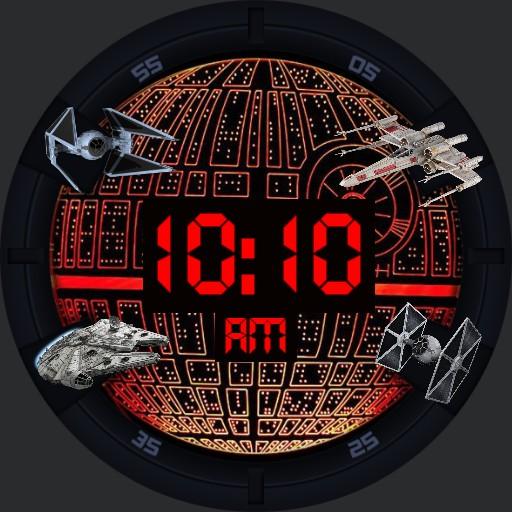 Starwars Deathstar 1