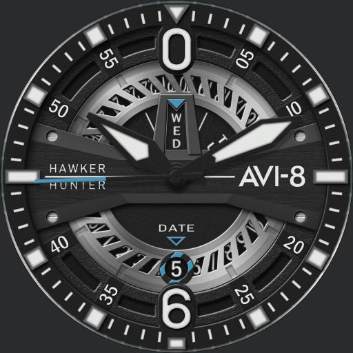 AVI-8 Hawker Hunter Turbine V1.2