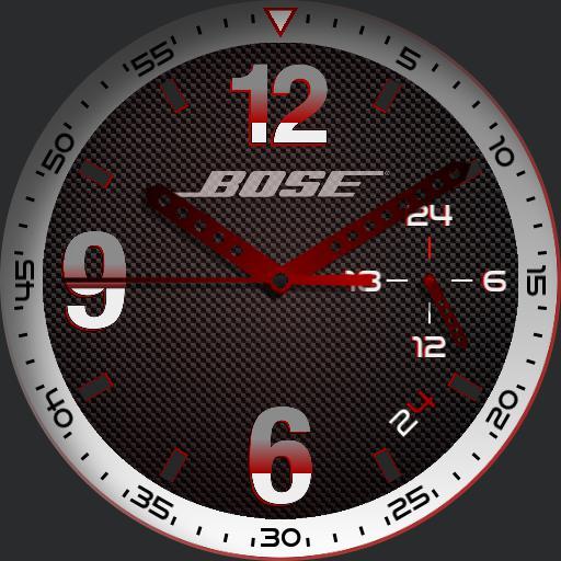 BOSE chronograph