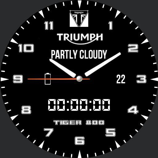 TRIUMPH TIGER 800 III