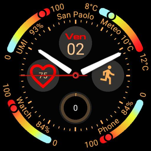 Apple Watch 4 mod. huawei