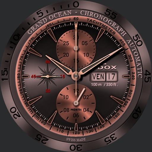 Orilama watch 119 Edox