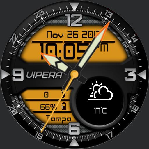 Vipera Orange 1.0/12H