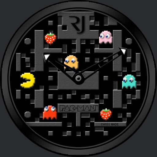 Romain Jerome Pac-Man Level II 40 Colors