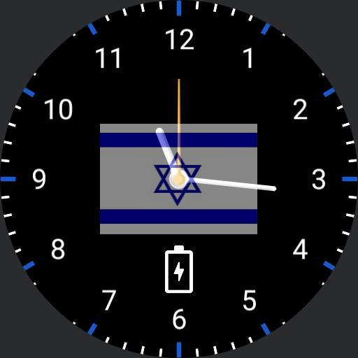 israel flag Copy