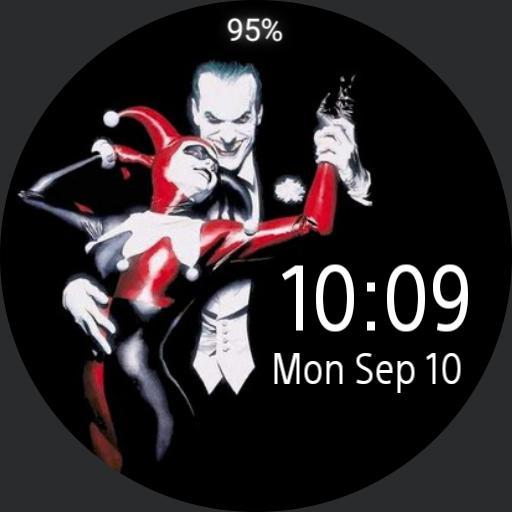 Joker  Harley Copy