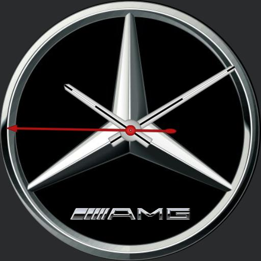 MERCEDES AMG WATCH
