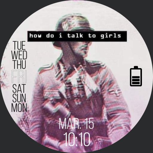How do i talk to women