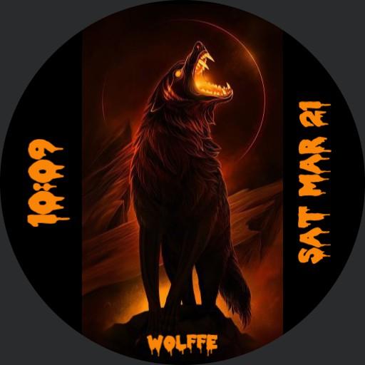 Blazing Wolf
