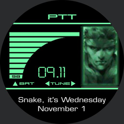 Metal Gear Codec Animated