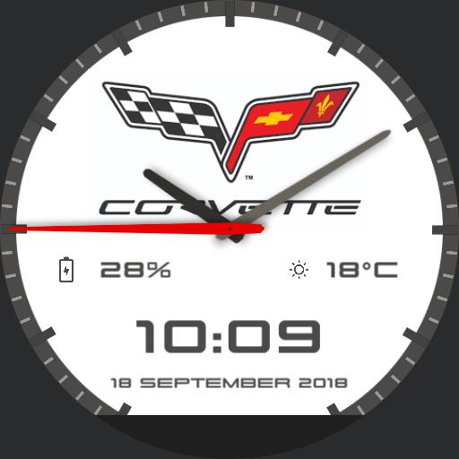 Corvette Watch
