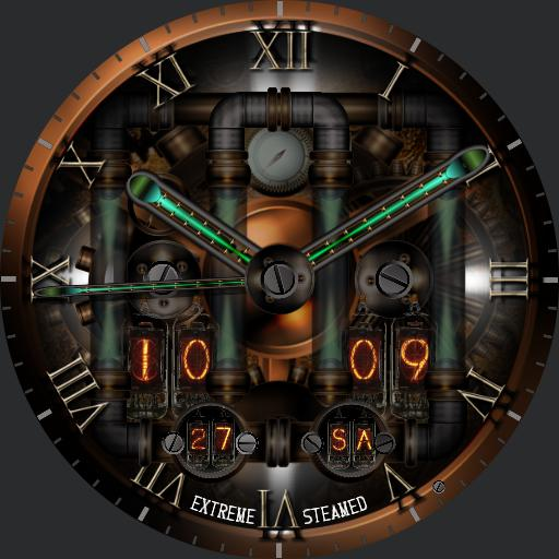 extreme steamed SNORK N7.67555