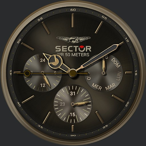 Orilama watch 112 Sector