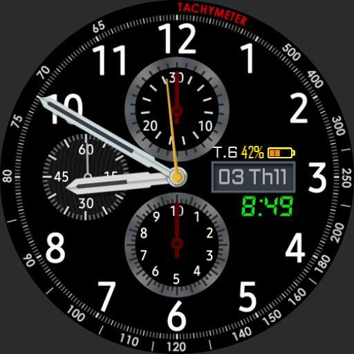 Samsung Gear S3 Frontier CDMod