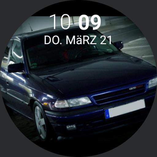 Astra GSI  Opel
