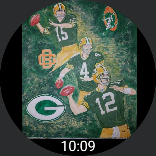 Great Packer Quarterbacks.